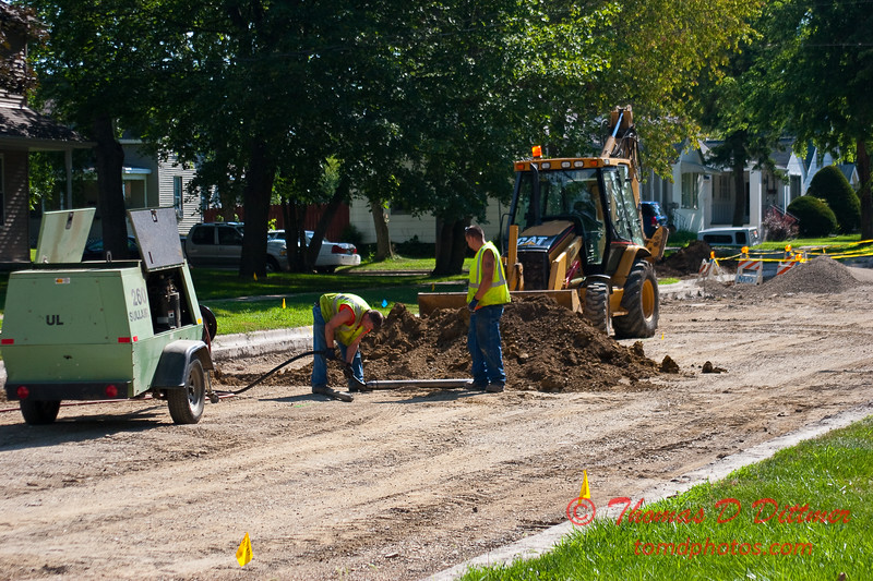2010 - Willow Street Reconstruction - Normal Illinois - Wednesday July 19th - 27