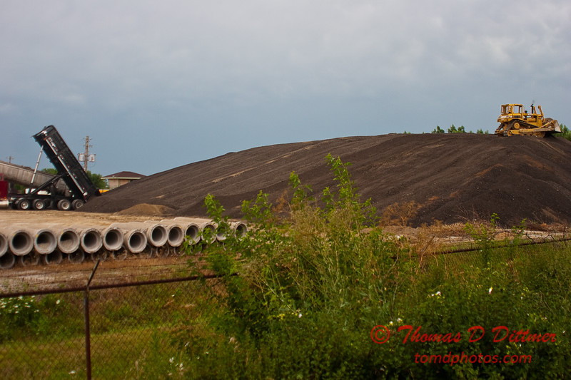 2010 - Roadbed Recycling - Normal Illinois - Wednesday July 19th - 8