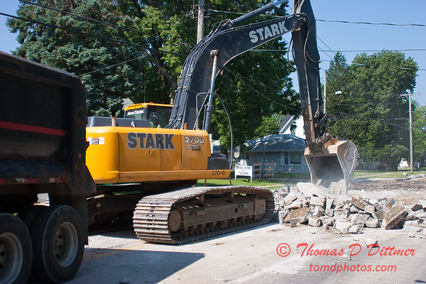 2010 - Willow Street Reconstruction - Normal Illinois - Wednesday July 14th - 19