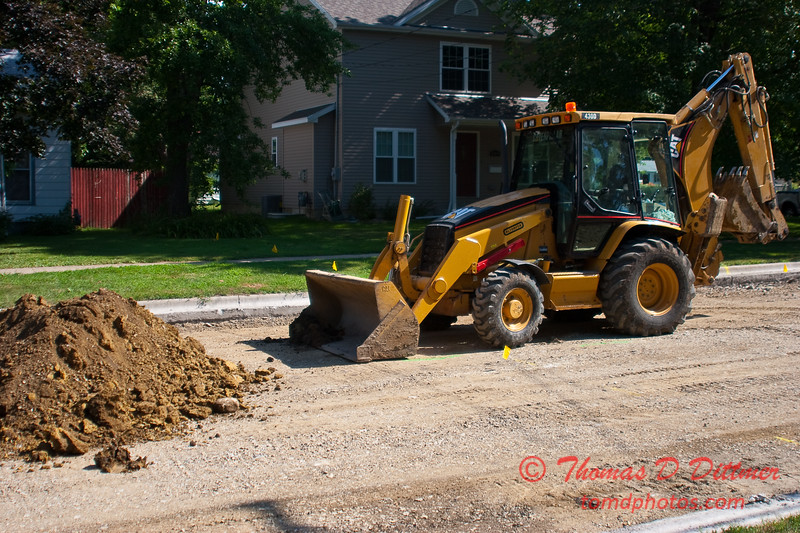 2010 - Willow Street Reconstruction - Normal Illinois - Wednesday July 19th - 31