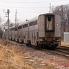 2011 - Southbound Amtrak Train -  Normal Illinois - 3/7 - 24