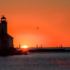 Sunset - Washington Park - Michigan City Indiana - #5