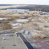 New Construction Site - General Wayne A Downing Peoria International Airport - January 4 2009 - 4
