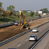 2010 - Interstate 55 Construction - Normal Illinois - April 22nd - 1
