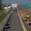 2010 - Interstate 55 Construction - Normal Illinois - April 22nd - 9