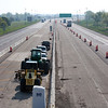 2010 - Interstate 55 Construction - Normal Illinois - April 22nd - 12