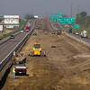 2010 - Interstate 55 Construction - Normal Illinois - April 22nd - 8