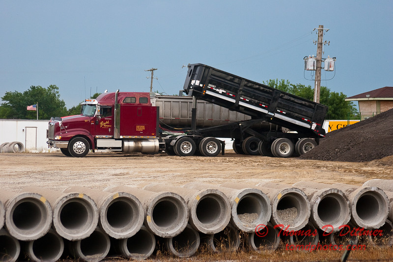 2010 - Roadbed Recycling - Normal Illinois - Wednesday July 19th - 5