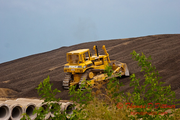 2010 - Roadbed Recycling - Normal Illinois - Wednesday July 19th - 1