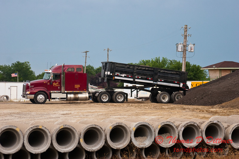 2010 - Roadbed Recycling - Normal Illinois - Wednesday July 19th - 2
