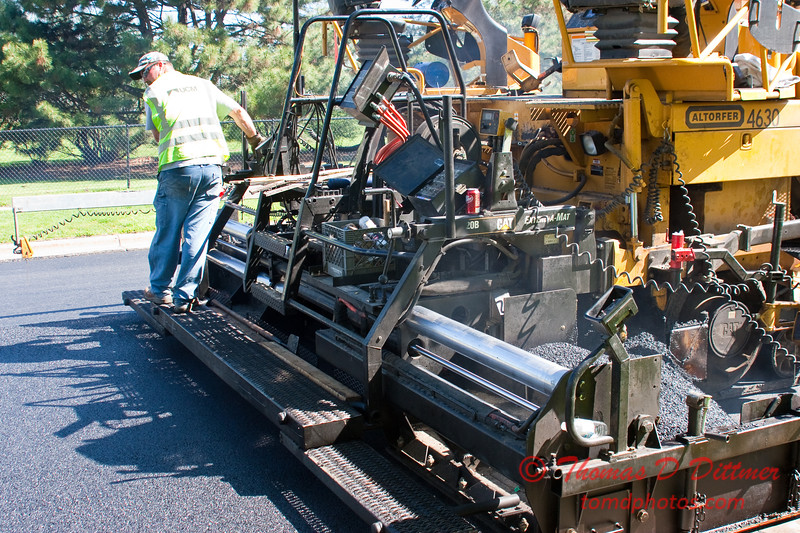 2011 - 5/6 - Street Resurfacing - Shelbourne Avenue - Normal Illinois - 38