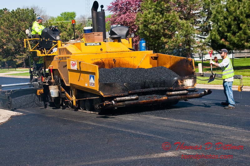 2011 - 5/6 - Street Resurfacing - Shelbourne Avenue - Normal Illinois - 74