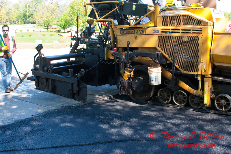 2011 - 5/6 - Street Resurfacing - Shelbourne Avenue - Normal Illinois - 22