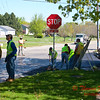 2011 - 5/6 - Street Resurfacing - Shelbourne Avenue - Normal Illinois - 2