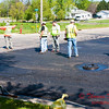 2011 - 5/6 - Street Resurfacing - Shelbourne Avenue - Normal Illinois - 16