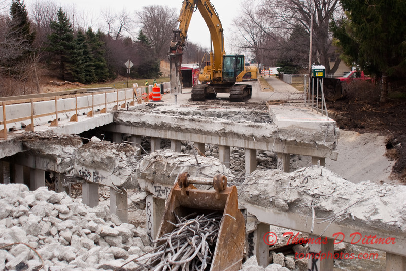 2011 - East Vernon Avenue Reconstruction - Normal Illinois - 3/8 - 26