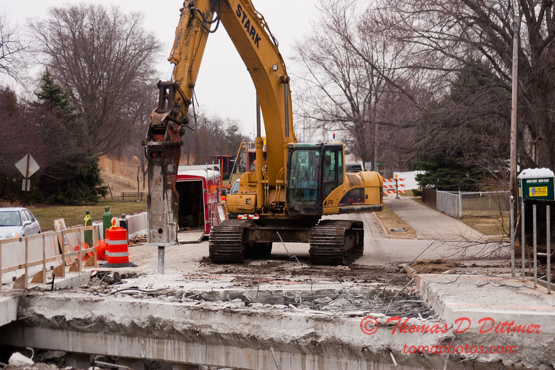 2011 - East Vernon Avenue Reconstruction - Normal Illinois - 3/8 - 20