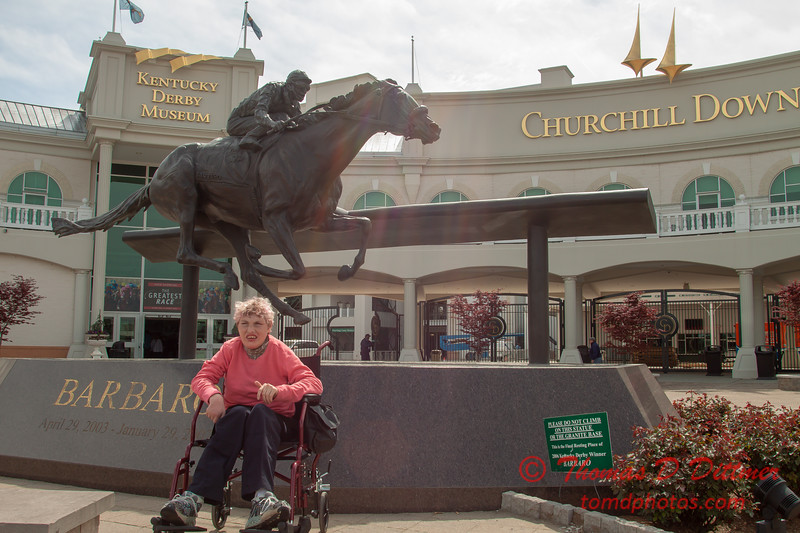 2018 Visit to Churchill Downs #4