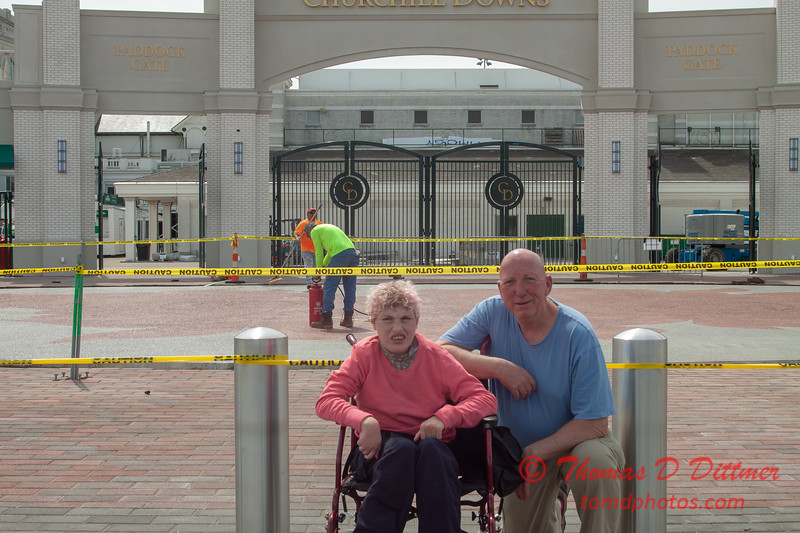 2018 Visit to Churchill Downs #2