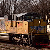 Train Spotting from Rochelle Railroad Park - #6