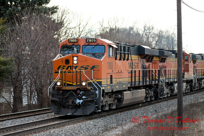 Train Spotting from Rochelle Railroad Park - #108