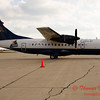 Calm Air ATR 42 - 300 - Byerly Ramp - Greater Peoria Regional Airport - Peoria Illinois - December 3rd 2009 - 13