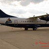 Calm Air ATR 42 - 300 - Byerly Ramp - Greater Peoria Regional Airport - Peoria Illinois - December 3rd 2009 - 14