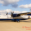 Calm Air ATR 42 - 300 - Byerly Ramp - Greater Peoria Regional Airport - Peoria Illinois - December 3rd 2009 - 21