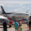 61 - Airbus A300 on display at the 2012 Rockford Airfest - Chicago Rockford International Airport - Rockford Illinois - Sunday June 3rd 2012
