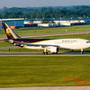 A300 - Airbus - Greater Peoria Regional Airport - Peoria Illinois - June 26 2009 - 31