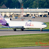 B727 - Boeing TriJet - Greater Peoria Regional Airport - Peoria Illinois - June 26 2009 - 7