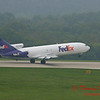 2009 - Federal Express - Greater Peoria Regional Airport - Peoria Illinois - September 26th - 2