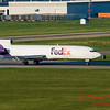 B727 - Boeing TriJet - Greater Peoria Regional Airport - Peoria Illinois - June 26 2009 - 11