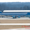 Air Force 1 arrives at General Wayne A Downing Peoria International Airport - February 12 2009 - 41