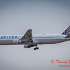 (# 6) United Airlines Boeing 767