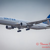 (# 2) United Airlines Boeing 767