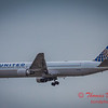 (# 7) United Airlines Boeing 767