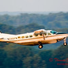 C208 - Cessna Caravan - Greater Peoria Regional Airport - Peoria Illinois - June 5 2009 - 2