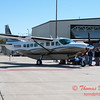 49 - Passengers surround the Air Choice One Caravan at the South East Iowa Air Show in Burlington Iowa