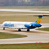 Allegiant Airways - Greater Peoria Regional Airport - Peoria Illinois - December 13th 2009 - 2