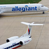 2009 - Allegiant Airlines MD83 - Greater Peoria Regional Airport - Peoria Illinois - September 26th - 8