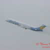 2009 - Allegiant Airlines MD83 - Greater Peoria Regional Airport - Peoria Illinois - September 26th - 14