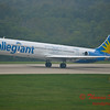 2009 - Allegiant Airlines MD83 - Greater Peoria Regional Airport - Peoria Illinois - September 26th - 12