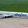 2009 - Allegiant Airlines MD83 - Greater Peoria Regional Airport - Peoria Illinois - September 26th - 7