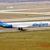 Allegiant Airways - Greater Peoria Regional Airport - Peoria Illinois - December 13th 2009 - 1