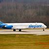 Allegiant Airways - Greater Peoria Regional Airport - Peoria Illinois - December 13th 2009 - 3