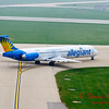 2009 - Allegiant Airlines MD83 - Greater Peoria Regional Airport - Peoria Illinois - September 26th - 10