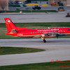 Northwest Airlink SF34 - Greater Peoria Regional Airport - Peoria Illinois - April 16 2009 - 8