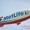 "MetLife ""Snoopy II"" Blimp - #4"