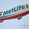 "MetLife ""Snoopy II"" Blimp - #3"